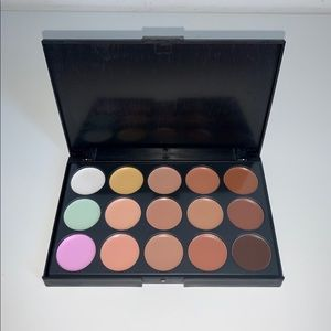 Other - 15 colour contour concealer palette